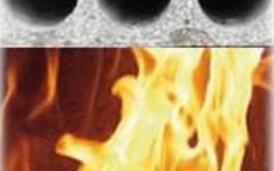 Estudio de resistencia al fuego